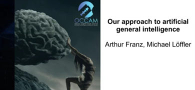 Our approach to artificial general intelligence